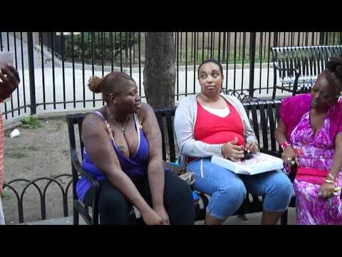 Lower east side,Lillian ward!!!! In the park..