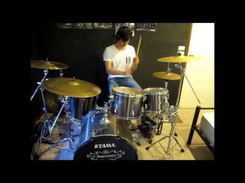 Guy Sebastian - Like A Drum (Drum Cover)