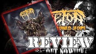 Review - Fetor - Abandoned Hope - Rotten Music - Dani Zed - Brutal Slam Death Metal