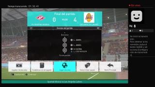 Copa Mundial de películas 2019 Spartak Moscú vs Los Angeles Lakers