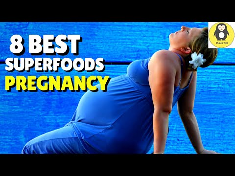 Food To Eat During Pregnancy Intelligent and healthy baby Shaun Tips(2020)