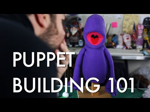 Download Youtube: Puppets! - Puppet Building 101