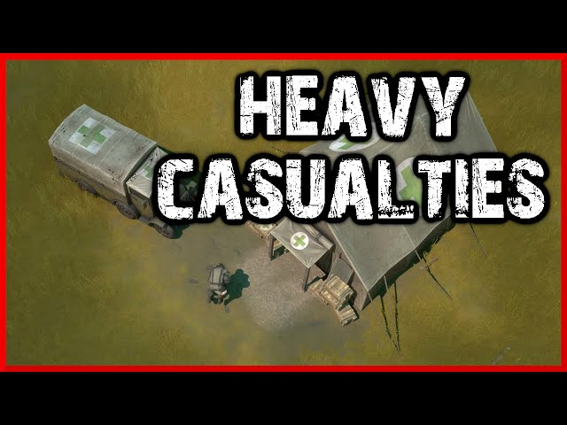 Battle at Sun's Hollow! Foxhole Squad Gameplay