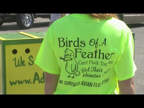 Tippecanoe County 4-H Poultry kids raise $2,475 for bird-less fair