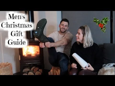 MENS CHRISTMAS GIFT GUIDE | 12 GIFT IDEAS FOR MEN | KERRY WHELPDALE