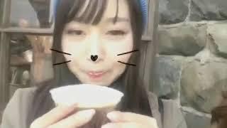 Aika Yumeno in Instagram.