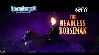 GOOSEBUMPS 2: HAUNTED HALLOWEEN in cinemas Oct 31