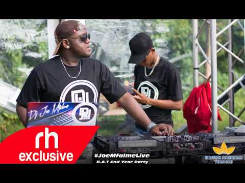 DJ JOE MFALME -  2017 DEC The Double Trouble Mix (RH EXCLUSIVE)