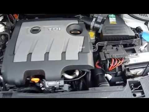Seat Ibiza 1.6 TDi 105 cv - Motor