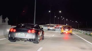 WHEN GTR MIDNIGHT RUN GETS OUT OF HAND! *This is crazy!*