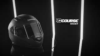 Course Raider MC Helmet