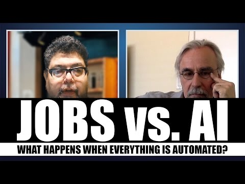 What happens to jobs when everything is automated?
