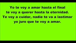 Hasta el final letra - David Bisbal
