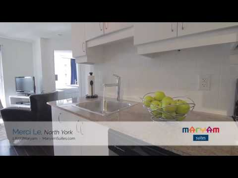 Mary-am Suites - Furnished Apartments in North York