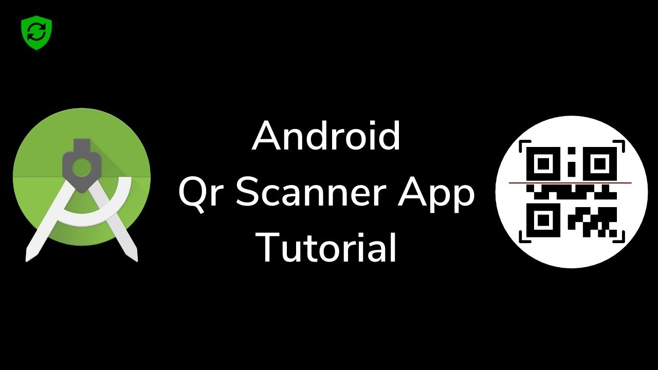 android Qr scanner app tutorial | zxing library | updatedbug