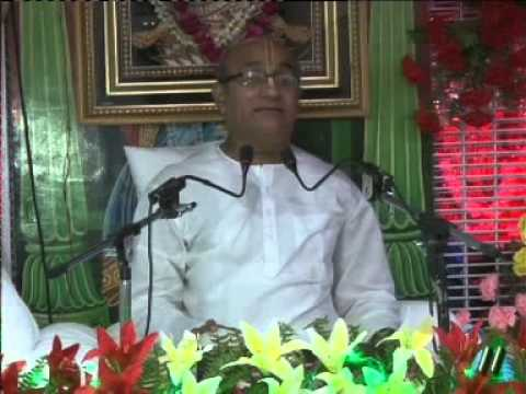 GOPI GEET LECTURES BY DR MANMOHAN GOSWAMI, DAY 6 PART 1