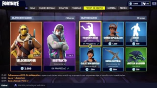 THE *NEW FORTNITE STORE* TODAY OCTOBER 4TH! NEW SKINS AND BAILES?