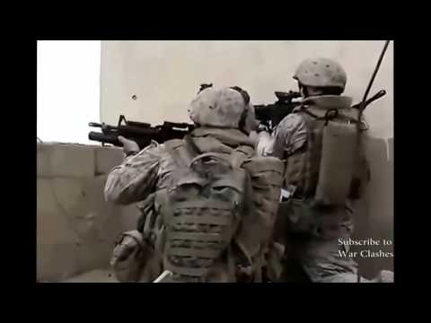 US Marines in Action during Operation in Ramadi 2006 NEWS 17 11 2015 WAR ISIS USA FIGHT