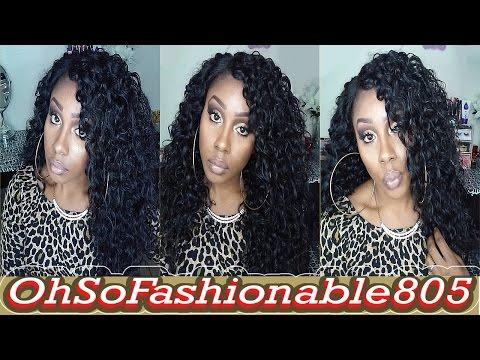 Sensationnel Custom Lace Wig: Italian Curl - SistaWigs com