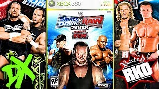 People Dislike This WWE Game?! | WWE SvR 2008