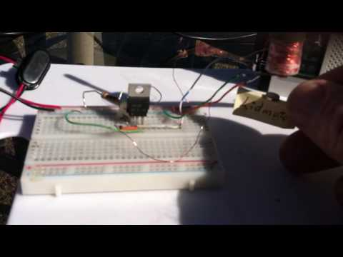 Solar Anti - Gravity Machine   ---Runs on FREE ENERGY!!!