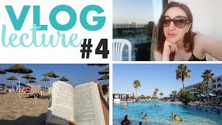 Sea Books & Sun ☀ VLOG LECTURE #4