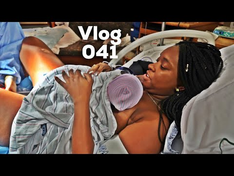 BIRTH OF BABY ROYCE | LABOR AND DELIVERY VLOG / STORY | EMOTIONAL !!