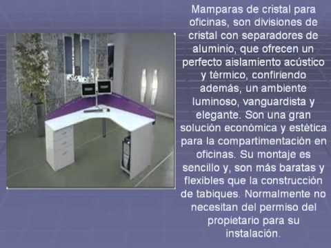 Mamparas para oficinas en m xico fotos de casas modernas for Oficinas de youtube mexico