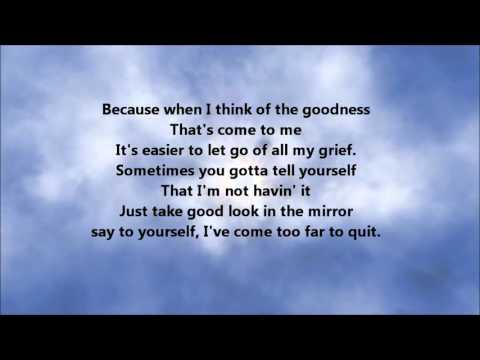 Tim Bowman Jr - I'm Good (Lyrics)