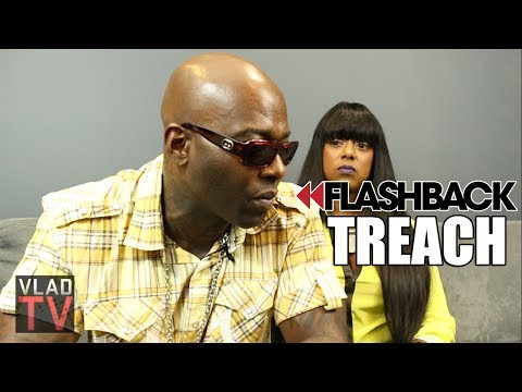 "Flashback: Treach: If 2Pac's Alive, I'm Not Tellin - Dodges Previous ""Pac in Cuba"" Comments"