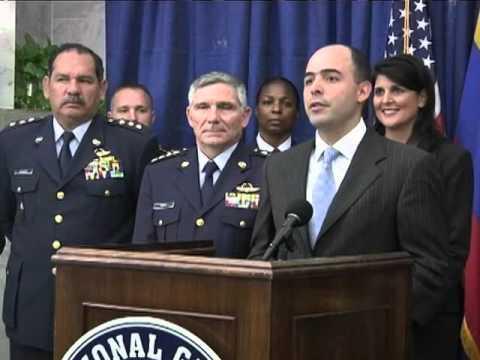 South Carolina Guard State Partnership Program