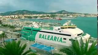 Остров Ибица Испания Ibiza Spain