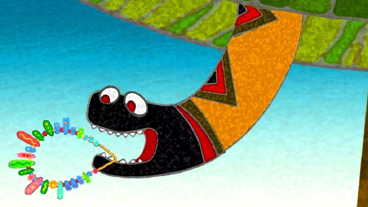 ПРЯМОЙ ЭФИР-  Гора Самоцветов - Про животных  - сборник - сказки для детей