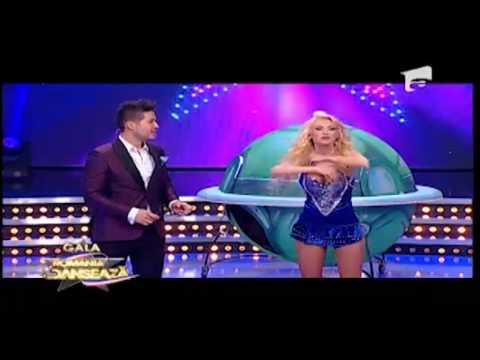 Romania Danseaza-Andreea Balan Mosule ce tanar esti