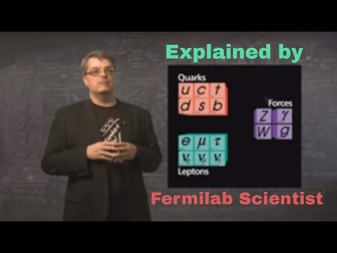 The Standard Model Of Particle Physics Explained by Fermilab Scientist 2017