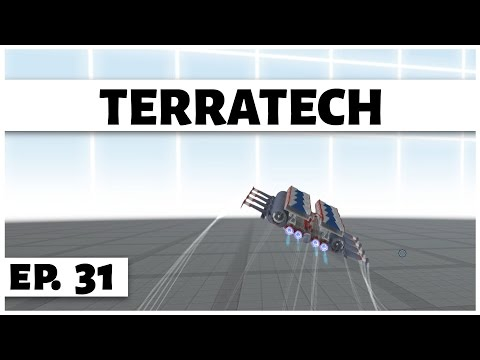 TerraTech - Ep. 31 - Flying Hover Plane! - Let's Play