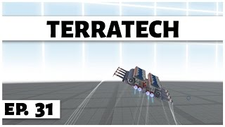 TerraTech - Ep. 31 - Flying Hover Plane! - Let