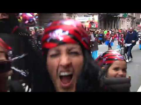 Desfile de Entroido de Ourense 27 02 17