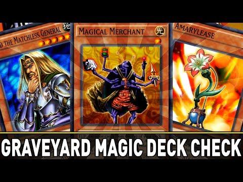 Graveyard Magic Deck Check! | YuGiOh Duel Links Mobile w/ ShadyPenguinn