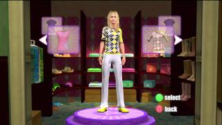 Hannah Montana The Movie Game: Walkthrough Part 1