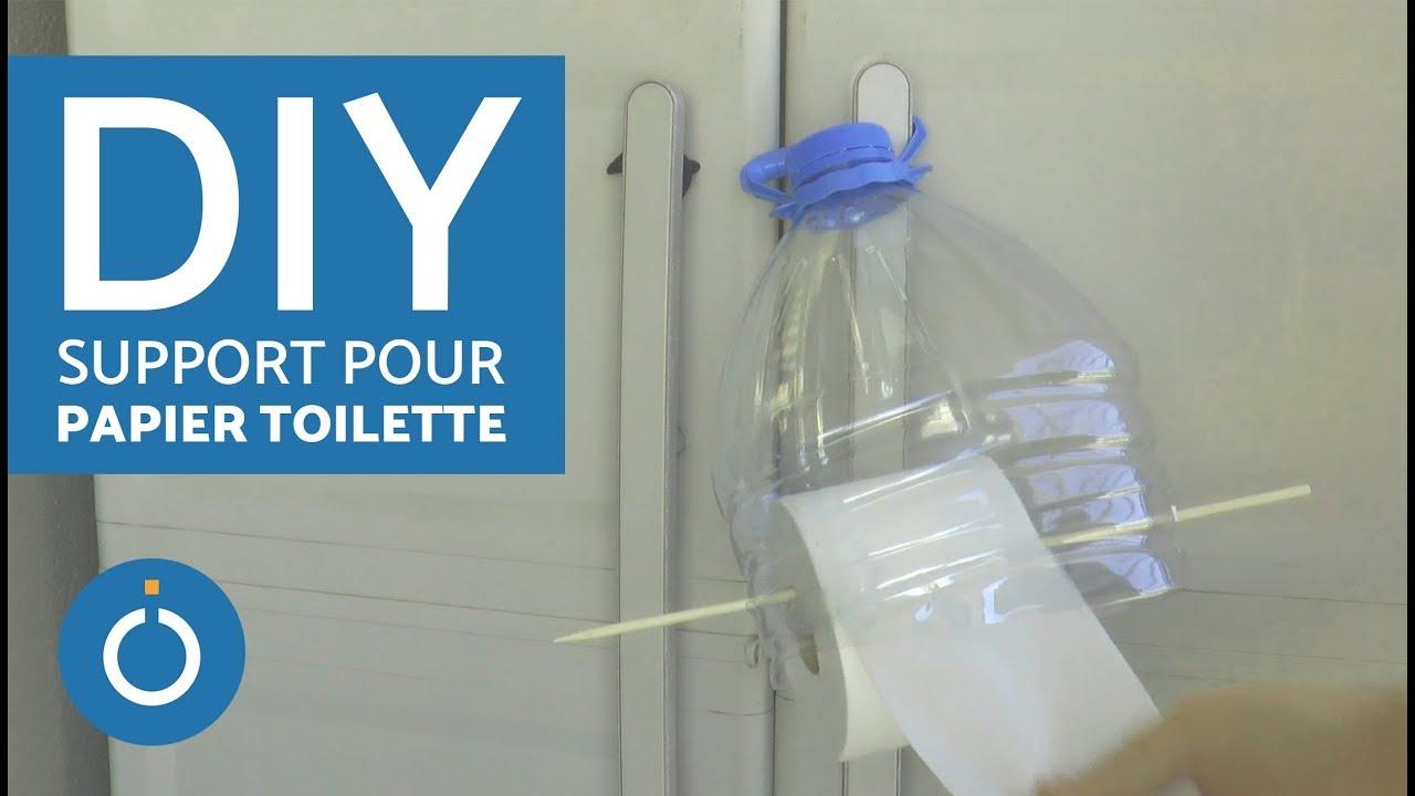 Fabriquer Un Dévidoir Papier Toilette diy comment faire un support pour papier toilette ?