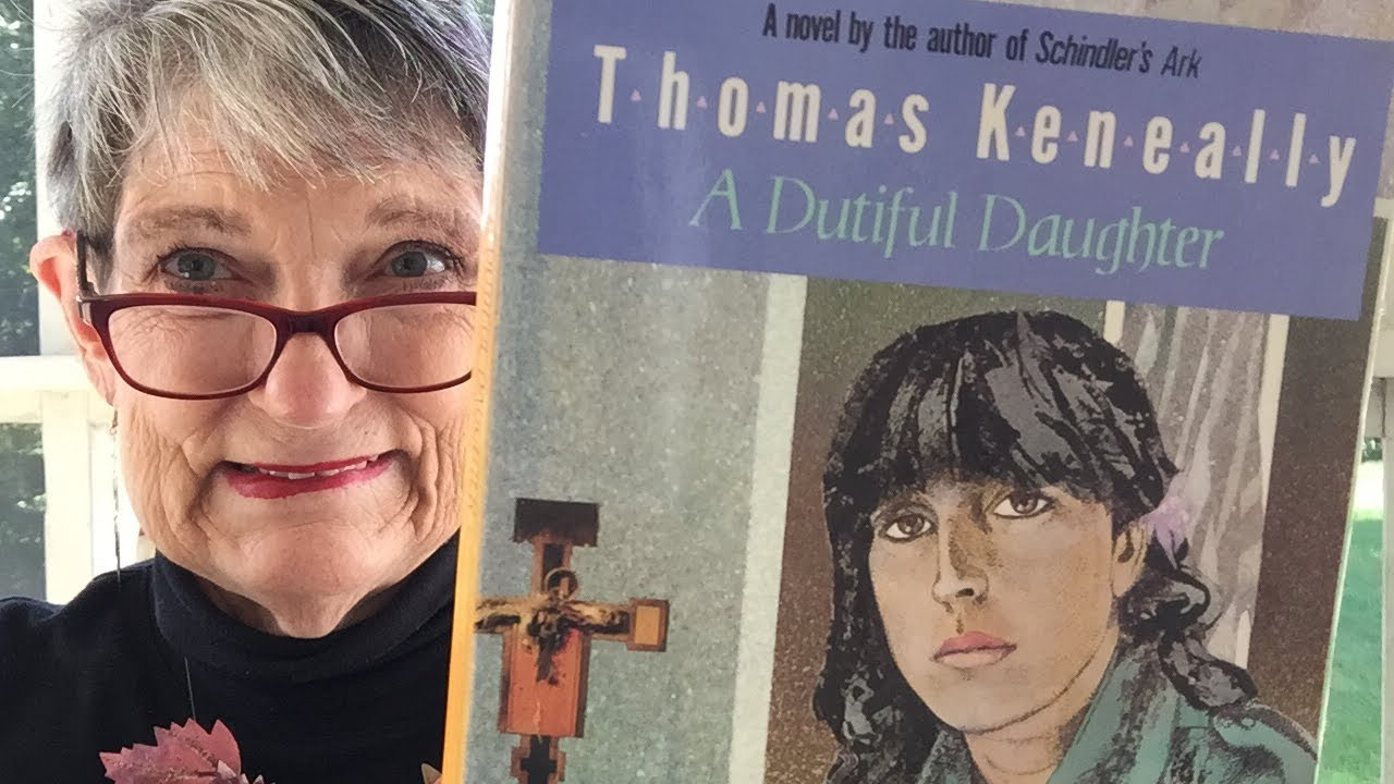 82ff30c4a5a MOOKSE MADNESS reading ... Thomas Keneally s DUTIFUL DAUGHTER ... the  Weirdest Book EVER!
