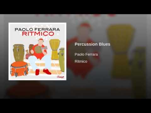 Percussion Blues