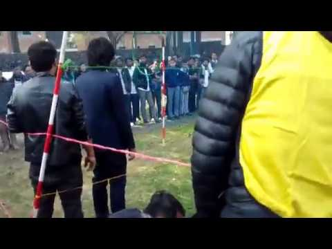 Drone competition at pulchowk campus