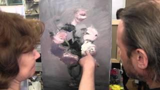 Научиться рисовать букет белых роз, Игорь Сахаров, живопись для начинающих, уроки рисования(КАЧЕСТВЕННЫЕ МАТЕРИАЛЫ - ЗАЛОГ ВАШЕГО УСПЕХА ! Предлагаемые материалы отобраны в процессе работы опытным..., 2014-03-20T13:42:01.000Z)