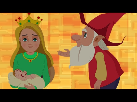 Rumpelstiltskin  Animated Fairy Tales For Children  Full Cartoon