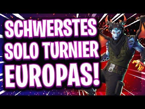 😵🥇DAS SCHWERSTE TURNIER EUROPAS! | Nur die BESTEN Spieler dürfen mitmachen!