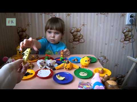 Игра Кто что ест mamadelkimamadelki