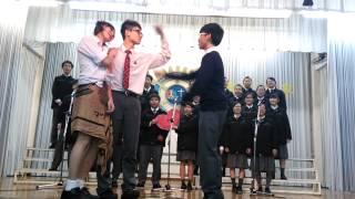 中華基督教會扶輪中學歌唱比賽初賽5B