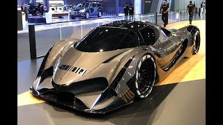 5000HP DEVEL SIXTEEN - THE WORLDS FASTEST AND CRAZIEST CAR